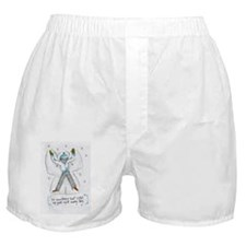 Play in the Snow if Necessary Boxer Shorts