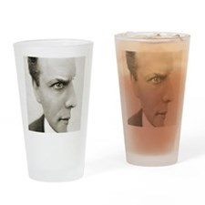 Houdini Optical Illusion Vertical Drinking Glass