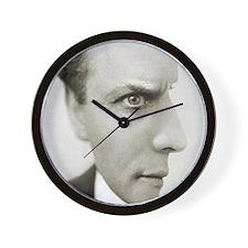 Houdini Optical Illusion Vertical Wall Clock