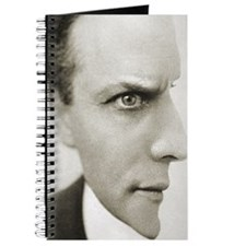 Houdini Optical Illusion Vertical Journal