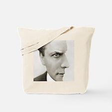Houdini Optical Illusion Vertical Tote Bag