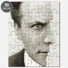 Houdini Optical Illusion Vertical Puzzle