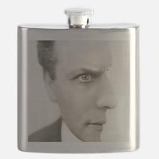 Houdini Optical Illusion Vertical Flask