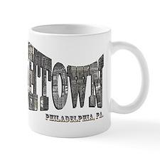 Philadelphia Fishtown: Artist made orig Mug