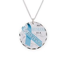 My Husband is a Survivor Necklace