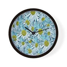 Daisy Beauty Wall Clock