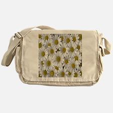 English Daisies Messenger Bag