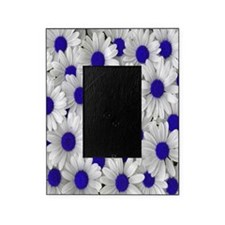 English Daisies Purple Picture Frame
