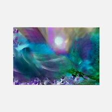 Purple Dream 1 Rectangle Magnet