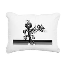 Coriline Tree Rectangular Canvas Pillow