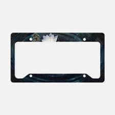 OM Lotus License Plate Holder