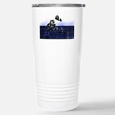 Coriline Fish Travel Mug