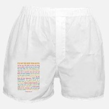 The Critic Boxer Shorts