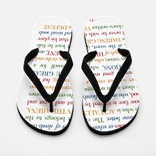 The Critic Flip Flops