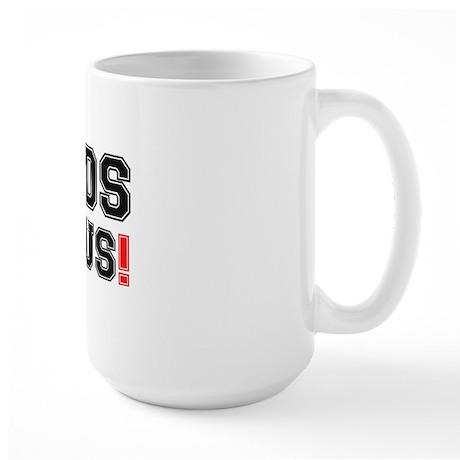 YIDS R US! Large Mug