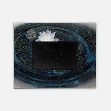 OM Lotus Picture Frame