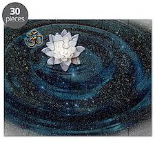 OM Lotus Puzzle