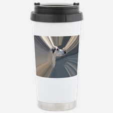 SALUKI 2 - TUNNEL HEAD Travel Mug