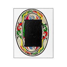 Vintage celtic embellishment 6 Picture Frame