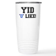 YID U LIKE! Travel Mug