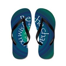 Be the Change Flip Flops