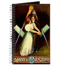 Freemasons True Love on the Square Journal