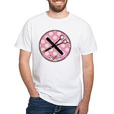 stylist pendant 2013 pink Shirt