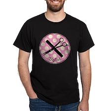 stylist pendant 2013 pink T-Shirt