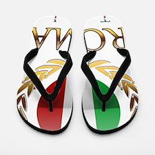 Roman design Flip Flops