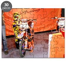 199 Little Motorbike Puzzle