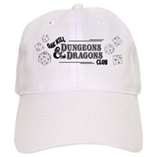 Oak Hill Dungeons  Dragons Club Baseball Cap