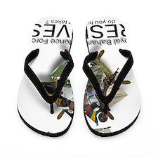 RBDF Reserves ad Flip Flops