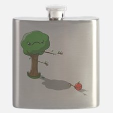 The apple doesnt fall far from the tree Flask