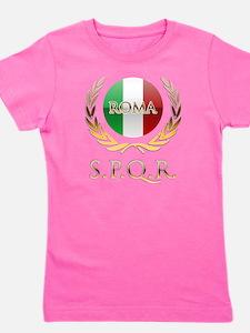 Rome Girl's Tee