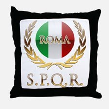 Rome Throw Pillow