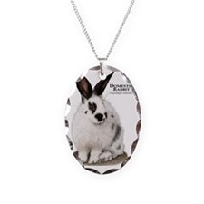 Domestic Rabbit Necklace