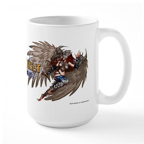 Mage Knight Sorcery Large Mug