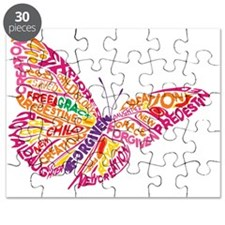 Flying by Grace Puzzle
