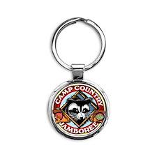 CCJ Logosmall Round Keychain