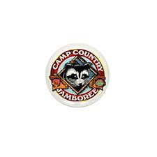 CCJ Logosmall Mini Button