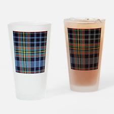 MacLellan Tartan Drinking Glass