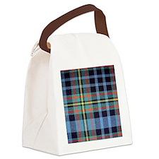 MacLellan Tartan Canvas Lunch Bag