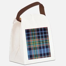 MacLellan Tartan Canvas Lunch Bag