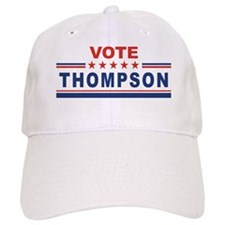 Tommy Thompson in 2008 Baseball Cap