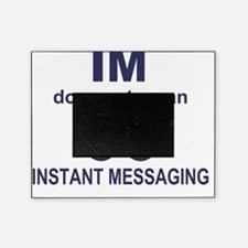 Instant Messaging Picture Frame