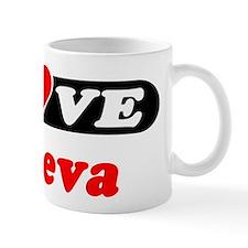 I Love Geneva Coffee Mug