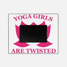 Yoga Girls are Twisted Picture Frame