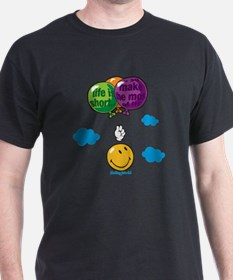 Ballon Smiley T-Shirt