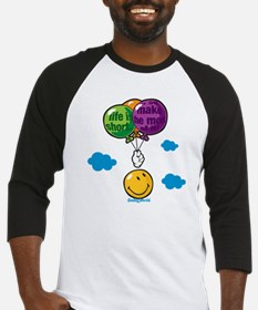Ballon Smiley Baseball Jersey
