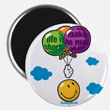 Ballon Smiley Magnet